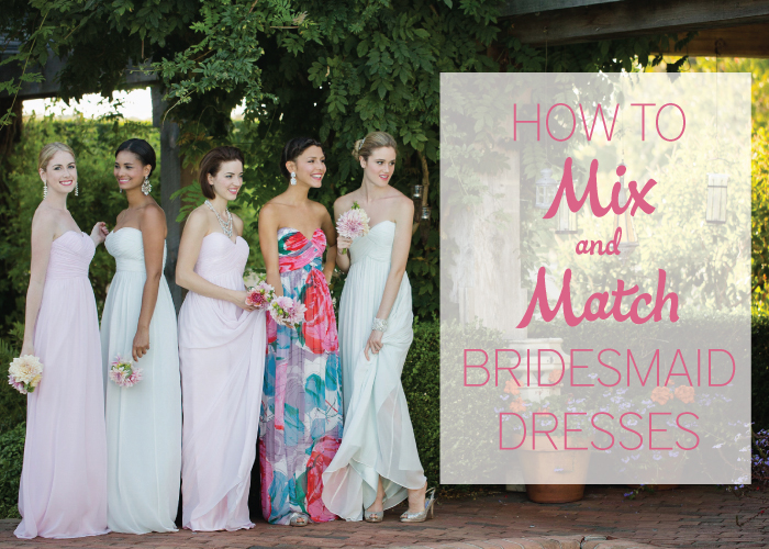 how-to-mix-and-match-bridesmaid-dresses