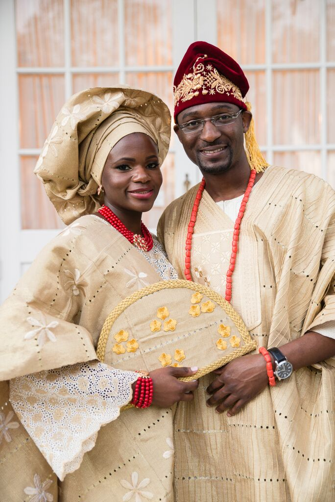 Orlando Nigerian Wedding